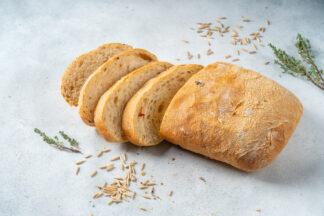 Хлеб «Чиабатта» с овощами 300 г
