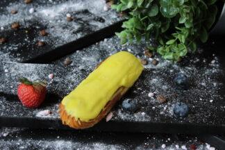 Пирожное «Эклер» с заварным кремом 70 г