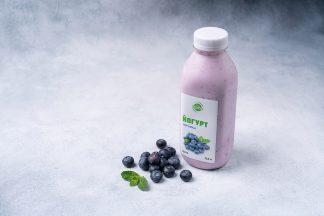 Йогурт «Черника»