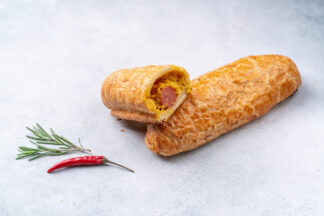 Колбаска в тесте «Пепперони» 160 г