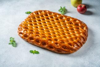 Пирог с творогом и цедрой лимона 1300 г