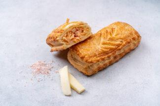 Пирожок с ветчиной и сыром 125 г