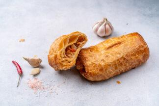 Пирожок «Шаурма в слойке» 125 г