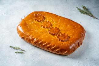 Пирог с капустой 1300 г